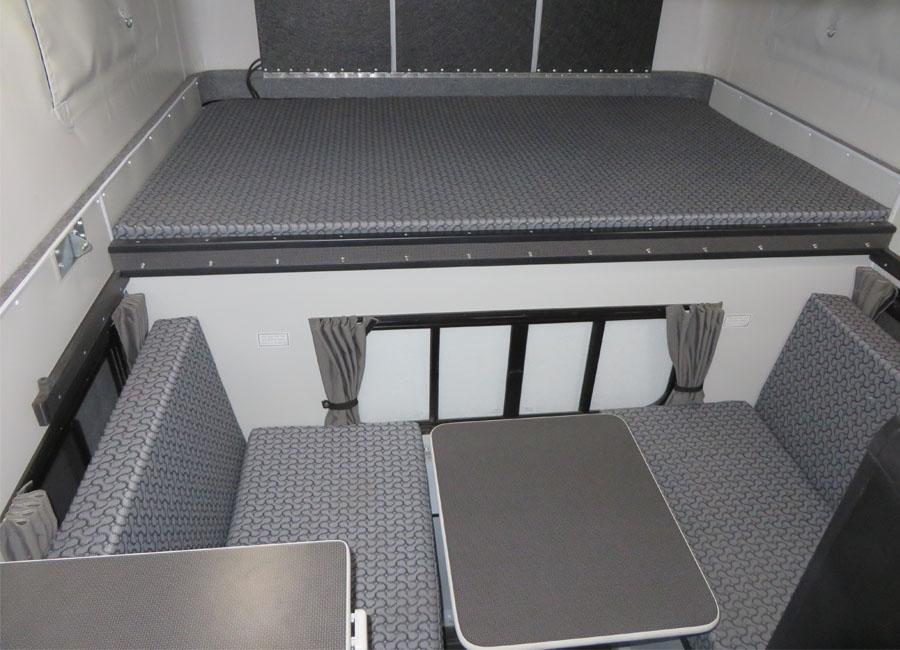 Hawk Pop Up 6 5 Regular Bed Four Wheel Campers Low