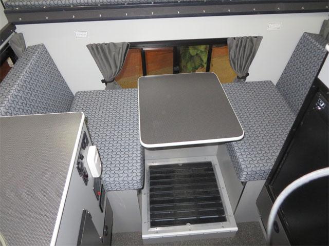 Fleet Pop Up Regular 6 Bed Four Wheel Campers Low Profile Light