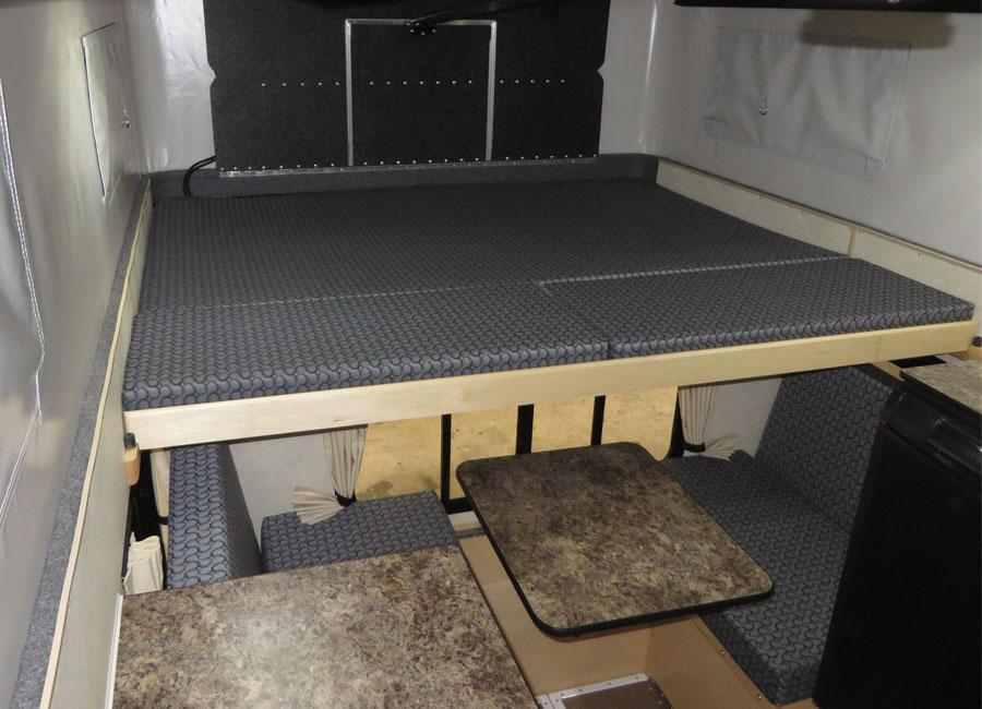 Short Bed Popup Truck Camper Toyota Nissan Tundra Titan