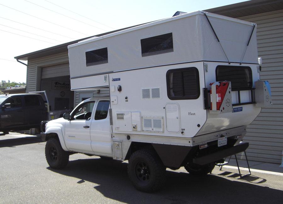 Camper For Ft Truck Bed